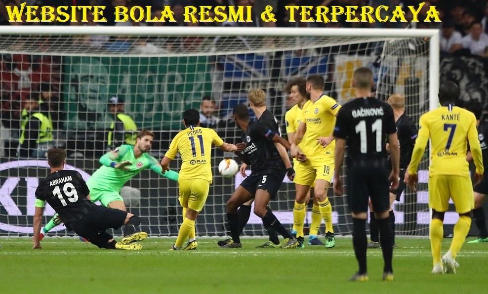 Website Bola Resmi & Terpercaya