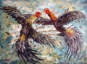 Sejarah Sabung Ayam Indonesia S128