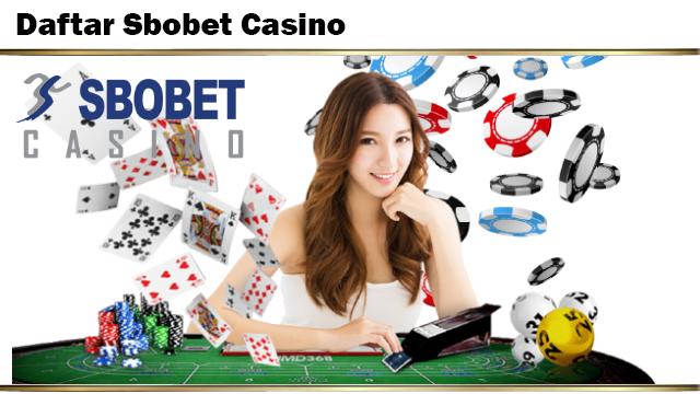 Agen Judi Baccarat Sbobet Casino